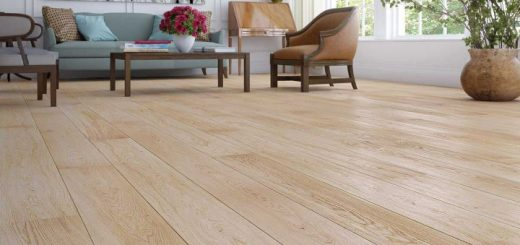 Click lock laminate flooring
