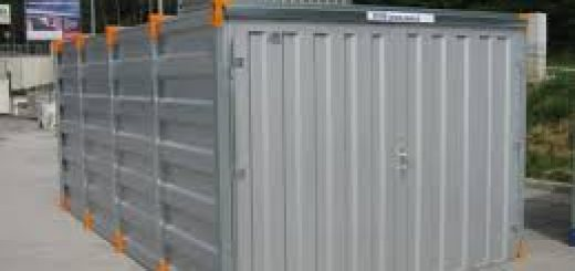 cargo container dimensions