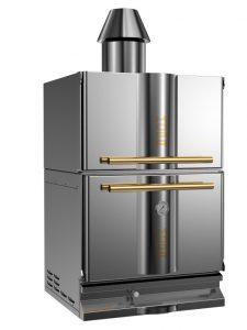 Charcoal oven for restaurants
