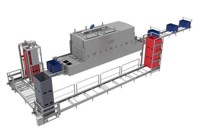 Industrial hygiene equipment Nieros