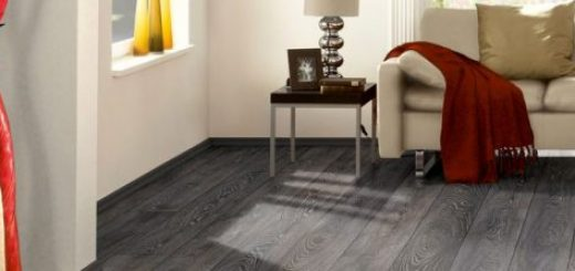 lamiante flooring on concrete