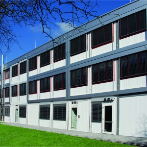 Modular school rooms cost