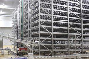 Logistic management system Nieros