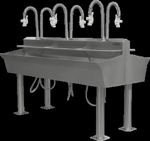 industrial washbasin