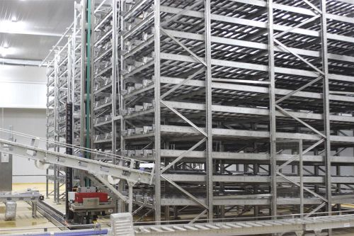 warehouse management logistics system