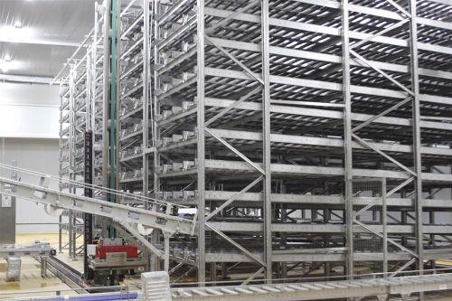 warehouse management logistics system