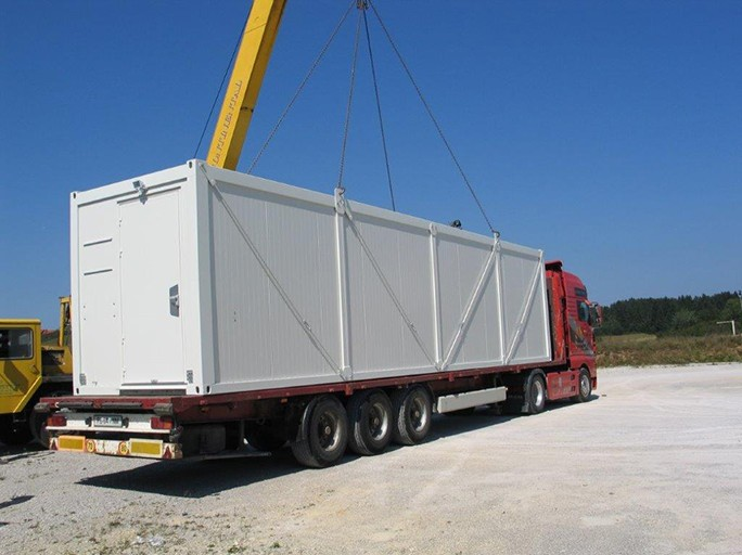 modular building construction