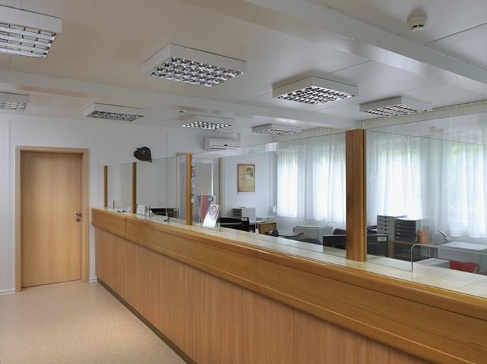prefab office furniture