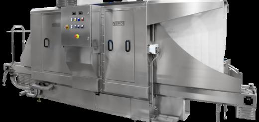 Industrial washer machine
