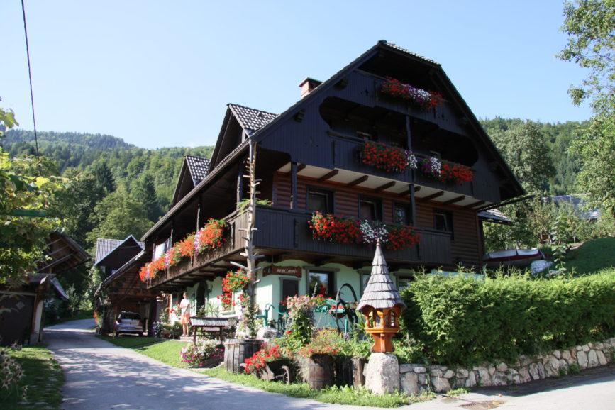 Bohinj apartments