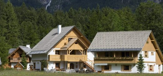 Accomodations in Bohinj
