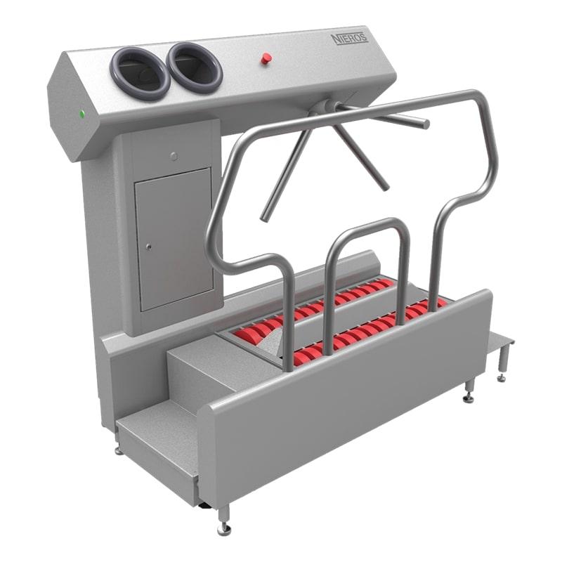 Hygiene machine