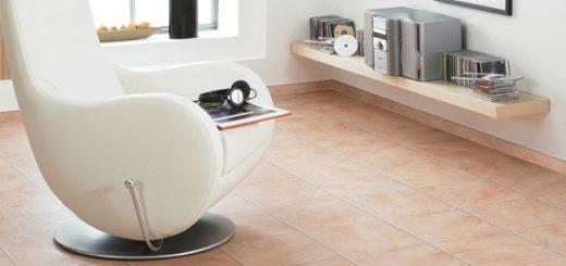 Bathroom laminate flooring