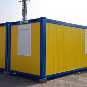 Mobile office units REM