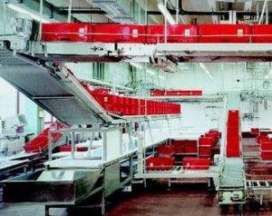 Automated conveyor systems Nieros