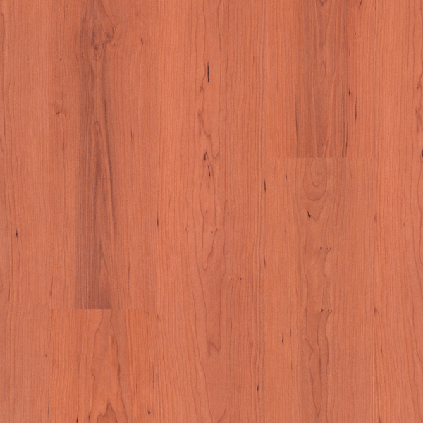 Laminate flooring in decors maple and cherry for for Cherry laminate flooring