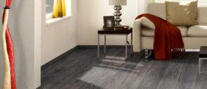 lamiante flooring on concrete