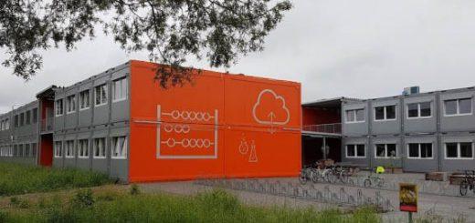 Modular school classrooms