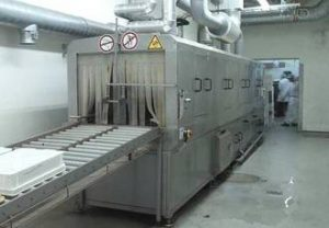 automated industrial conveyor systems