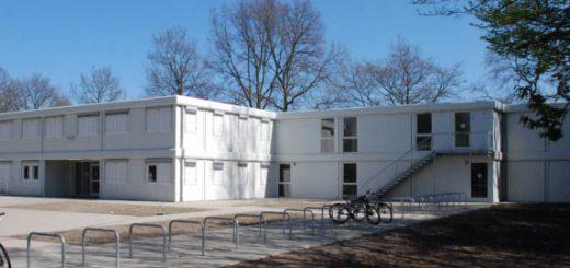 Prefab portacabin buildings