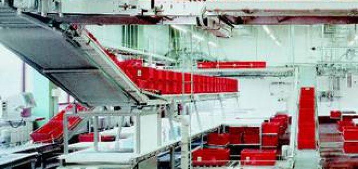 automated flexible conveyor system