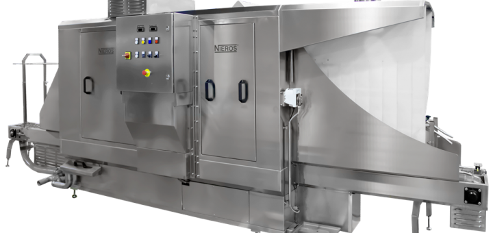 Industrial wash systems