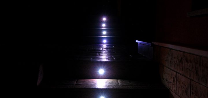 LED courtesy lights
