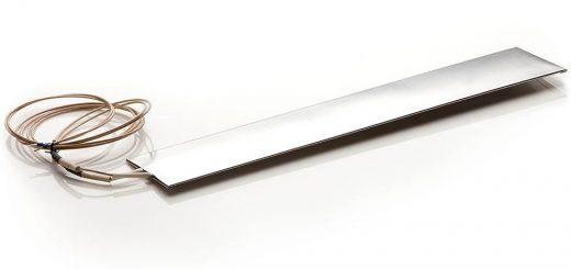 Micanite flat heaters
