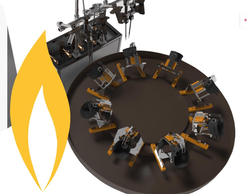 Industrial burner